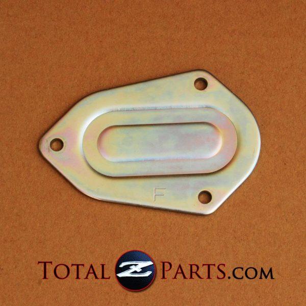 Datsun 240z 260z 280z Engine Head Timing Cover Plate *NOS*