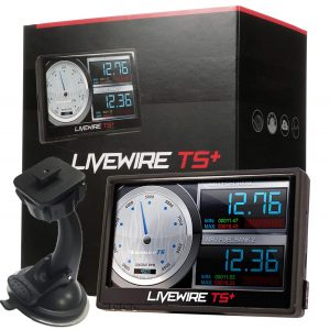 SCT® Livewire TS+™ 5015P Tuner, 99-16 Ford Powerstroke