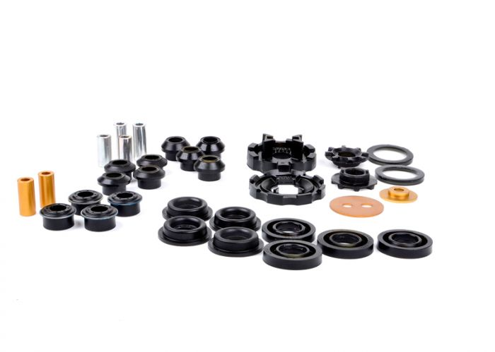WHITELINE Rear Vehicle Essential Bushings Kit for 12-17 Scion FR-S, Subaru BRZ