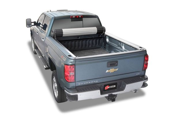"BAK 39120 Revolver X2 Hard Roll-up Tonneau Cover 2014-18 Silverado / Sierra (5' 6"" Bed)"