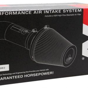 K&N 69-5307TTK Air Intake for 10-13 Kia FORTE & FORTE KOUP, +7.5 HP