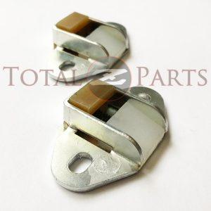 Datsun 240Z 260Z 280Z Hatch Lid Stoppers Set *NOS*