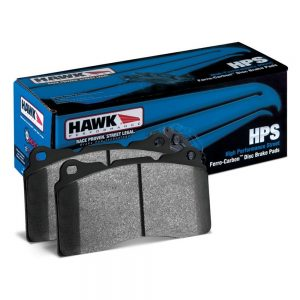 HAWK HPS Performance FRONT Brake Pads for 1970-1978 Datsun 240Z 260Z 280Z