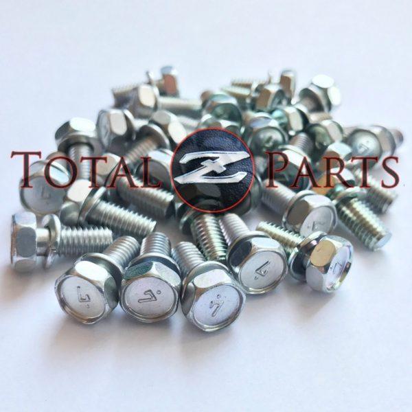 Datsun 240Z Engine Oil Pan Bolts Set *NOS*