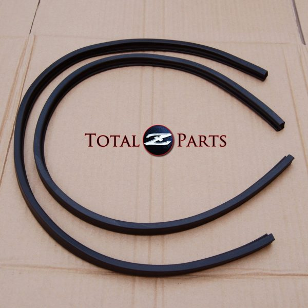 Datsun 240Z 260Z 280Z Quarter Window Frame to Body Seals Weatherstrip *OEM, Factory Original*
