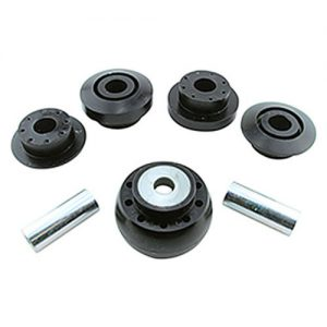 WHITELINE Rear Differential Mount Bushings Kit for Nissan 370Z, Infiniti G37 08+