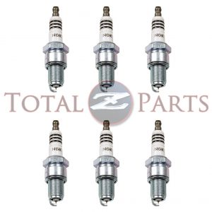 Datsun 240Z 260Z High Performance Spark Plugs Set (6), NGK, Made in Japan *NEW*