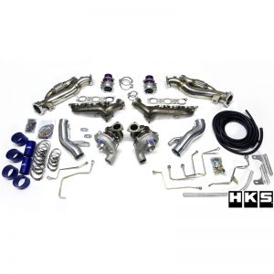 HKS GT800 Full Turbo Kit 11003-AN011 - 2009+ Nissan GT-R R35