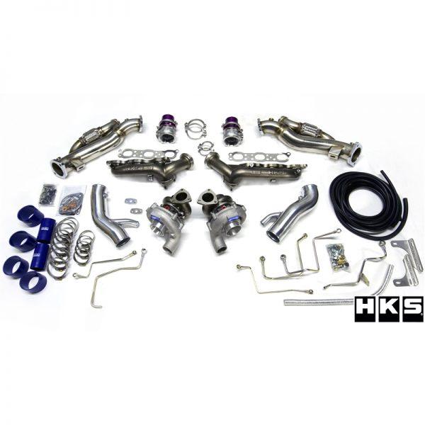 HKS GT800 Full Turbo Kit 11003-AN011 - 2009+ Nissan GT-R R35