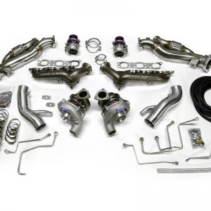 HKS GT1000 Full Turbo Kit - 2009+ Nissan GT-R R35