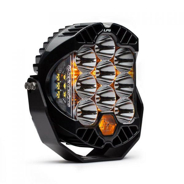 Baja Designs® LP9 Pro™ Pair LED Spot Lights & Harness Kit