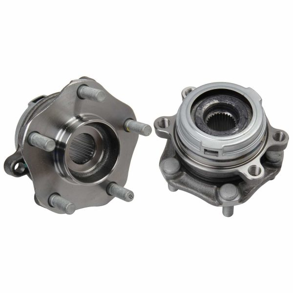 SKF Front Axle Bearing Hub Assembly 40202-9HC0A