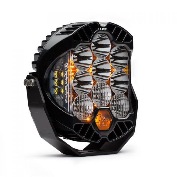 Baja Designs® LP9 Pro™ Pair LED Driving/Combo Lights & Harness Kit