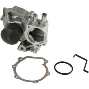 NPW Engine Water Pump for Subaru, 2 Hose Connections