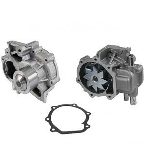 Atsugi Engine Water Pump F3019 for Subaru, 3 Hose Connections
