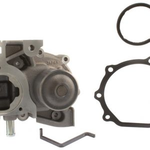 Aisin Engine Water Pump WPF006 for Subaru, 3 Hose Connections