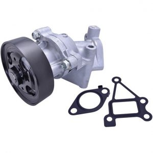 Hitachi WUP0004 Engine Water Pump w/Housing for Altima, Sentra 2.5L
