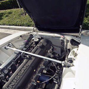 Koyo Aluminum Radiator for Datsun 240Z 260Z 280Z, 1970-1978