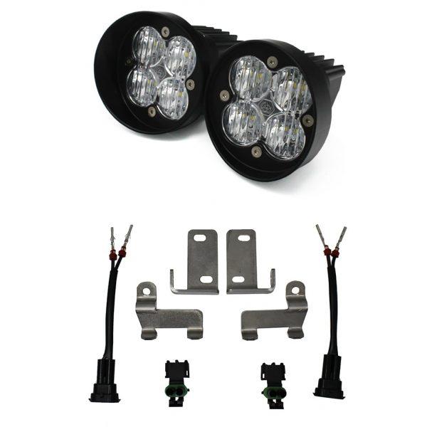 Baja Designs® 447125 LED Fog Lights Toyota