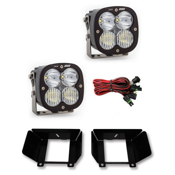 Baja Designs® XL80™ LED Fog Light Kit, 15-17 F150