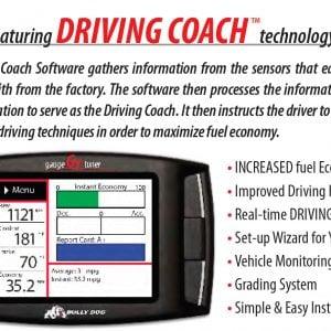 Bully Dog® GT Platinum™ 40417 Tuner Monitor