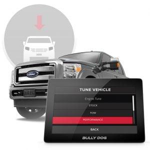 Bully Dog® GTX™ 40460B Tuner Monitor