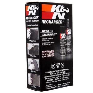 K&N 99-5000 Recharger Air Intake Filter Cleaning Kit