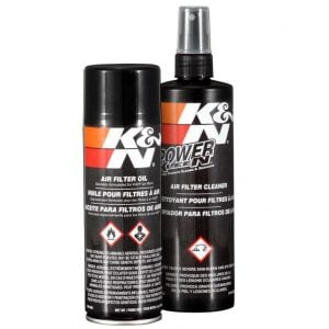 K&N 99-5000 Recharger Air Intake Filter Cleaning Kit