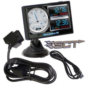 SCT Livewire TS+ 5015P Ford Programmer