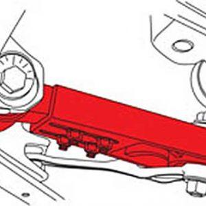 SPC® 72610 Porsche Front/Rear Control Arms