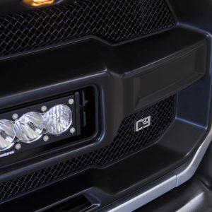 Baja Designs CALIBER 9 LED OnX6+ Grille Kit 15-17 F150