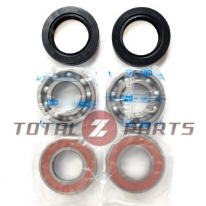 Rear Inner/Outer Wheel Bearings Kit, Datsun 280ZX Nissan 300ZX 200SX