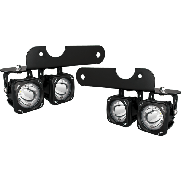 Vision X 2017+ Ford Raptor Optimus Fog Light Kit
