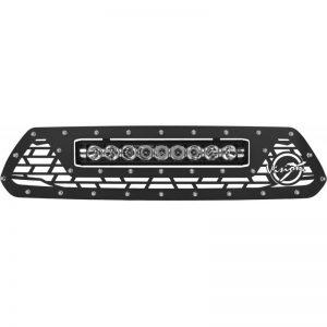 Vision X Light Bar Grille w/LED Light Bar (XPR-9M), 12-15 Tacoma