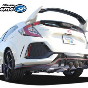 GReddy Supreme SP Triple Exit Catback Exhaust, 2017+ Civic Type R