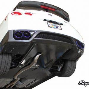 Greddy Supreme Ti Exhaust 94mm - Nissan GT-R R35