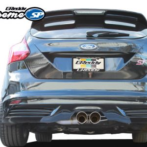 """Greddy 2013-2018 Focus ST 3"""" Stainless Catback Exhaust"""
