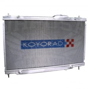 Koyo Performance Aluminum Radiator, 2017+ Civic Type R