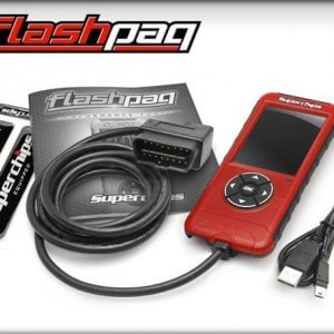 Superchips F5 Flashpaq Tuner, Dodge/Chrysler