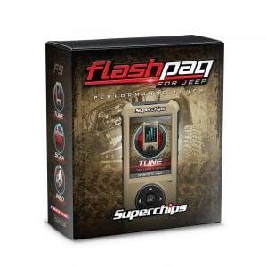Superchips F5 Flashpaq Tuner, Jeep