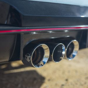 Thermal R&D Catback Triple Exit Exhaust, Civic Type R 2017+