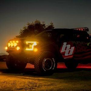 Baja Designs® LP6 Pro™ Off Road LED Light
