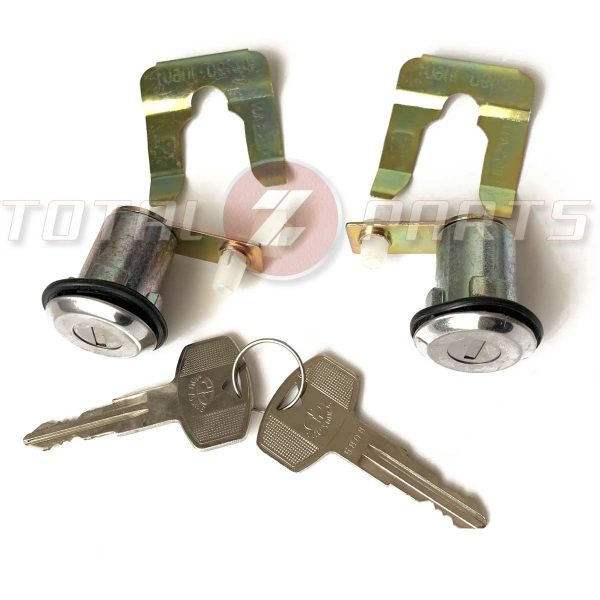 Datsun 240Z 260Z Door Lock Cylinder Set with Keys, 70-76