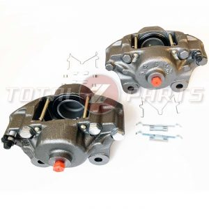 Remanufactured Front Brake Calipers Set, 70-78 Datsun Z