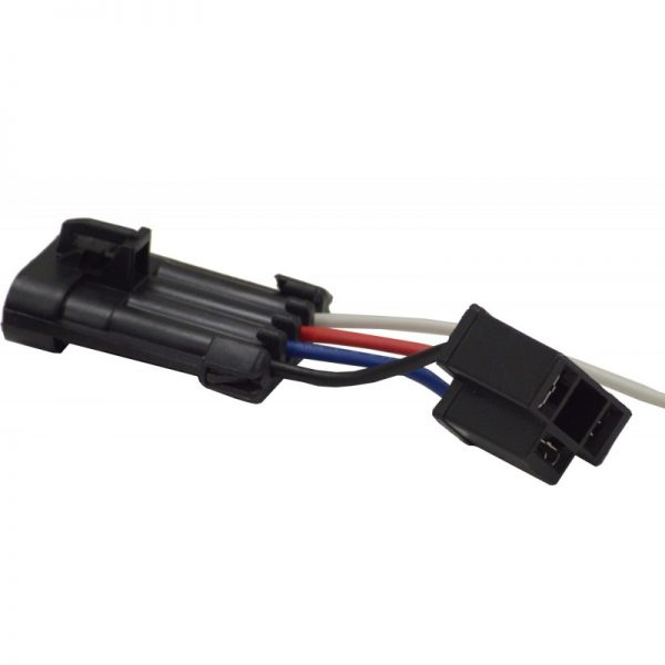 Vision X H4 To Delphi Headlight Adapter