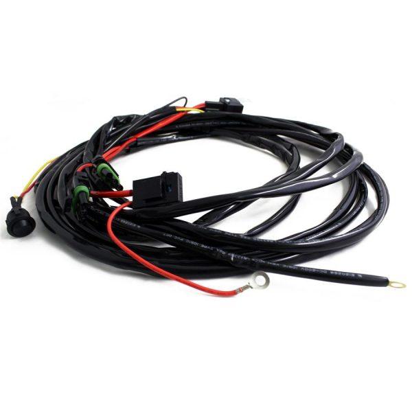 Baja Designs® OnX6 / S8 Light Bar Wiring Harness