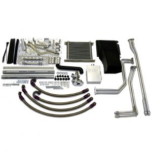 HKS Dual Clutch Transmission Cooler Kit, Nissan GT-R