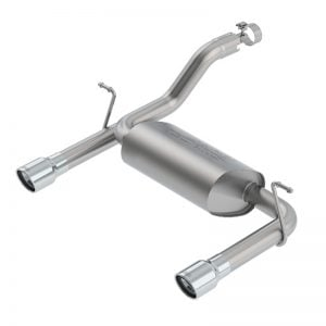 BORLA Axle Back Touring Exhaust, 18-19 Jeep Wrangler