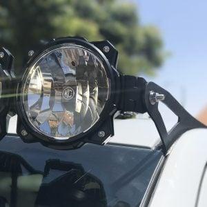"""KC HiLiTES Pro6 Gravity LED Roof Light Bar, 15-19 Ford F150 / Raptor , 57"""""""