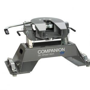 B&W RVK3300 Companion 5th Wheel Hitch for Ford Puck